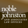 Noble Johnston App