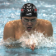 Man Swimming - Live Motion Wallpaper