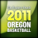 2011 Oregon Ducks Basketball