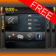 Mechanical Organizer Black EX FREE