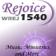 Rejoice WREJ 1540