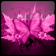 16 icon Butterfly Theme_Pink