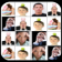 photo face detection and contact management