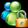 Socio Lock for windows messenger  - Password protect your windows messenger  access