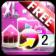 PlayBac Glass XL OS7  LITE- (Pink)  FREE