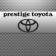 Prestige Toyota DealerApp