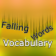 Falling Vocabulary