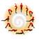 Sun Salutations Yoga (suryanamaskar)