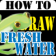 HowToDraw FreshWaterAnimal