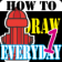 HowToDraw EverydayObject1