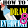 HowToDraw EverydayObject8