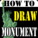 HowToDraw Monument