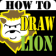 HowToDraw Lion