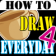 HowToDraw EverydayObject4