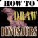 HowToDraw Dinosaurs