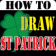 HowToDraw StPatricksDay