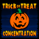 Trick Or Treat Concentration