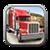 Truck drag racer