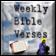 Weekly Bible Verses