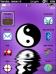 Yin Yang ~PURPLE~ Custom ZEN 9500/Storm Theme