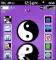 Yin Yang ~PURPLE~ Custom ZEN 8100/Pearl Theme