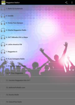 Reggaeton Radio Plus