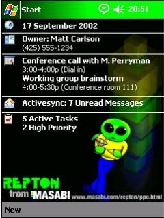 Repton theme