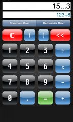 Remainder Calculator