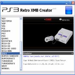 Retro XMB Creator