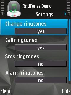 RndTones Demo