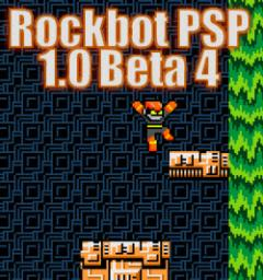 The PSP Homebrew Scene Is Alive and Well.  Rockbot PSP version 1.0