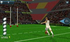 Rugby Flick Kick Shoot 3D