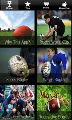 Rugby World Cup News - Schedule - Standing - Score