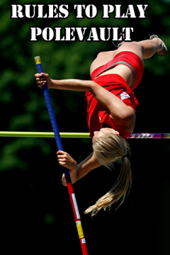 Rules to play PoleVault