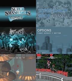 Super Smash Bros. Rumble DS Demo