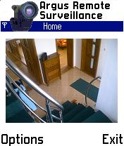 Argus Remote Surveillance Standard for S60 3rd Edition