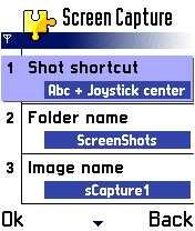 Psiloc Screen Capture