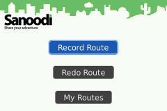Sanoodi SMap GPS tracking