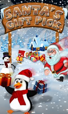 Santa Gift Pick - Java