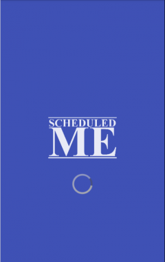 Scheduled Me