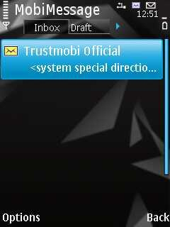 Advanced Message For Nokia S60 3rd(Professional Version)