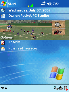 Baseball Today - by Pocket PC Studios