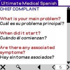 Ultimate Medical Spanish--Pocket PC