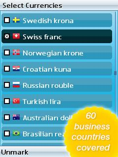 Currency Converter Deluxe (N70)