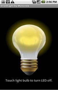 Droidlight LED Flashlight