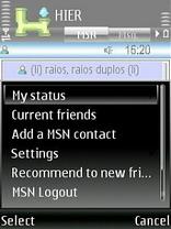 Mobile MSN HIER