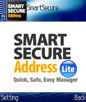 SMARTSECURE Address Lite