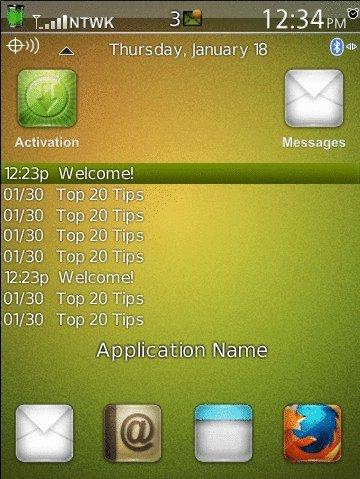 Desktop manager software 46