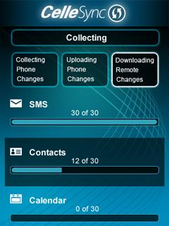 CelleSync - phone backup for Android Motorola Backflip (MB300)