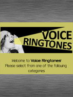 VoiceTones Ringtone Collection